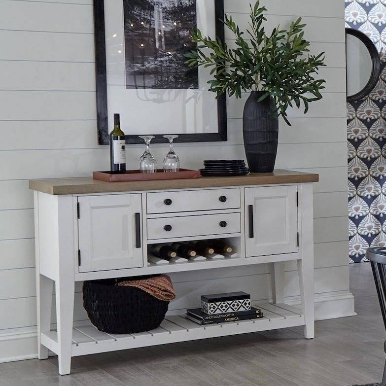 Americana Modern Sideboard by Parker House at Zak's Home