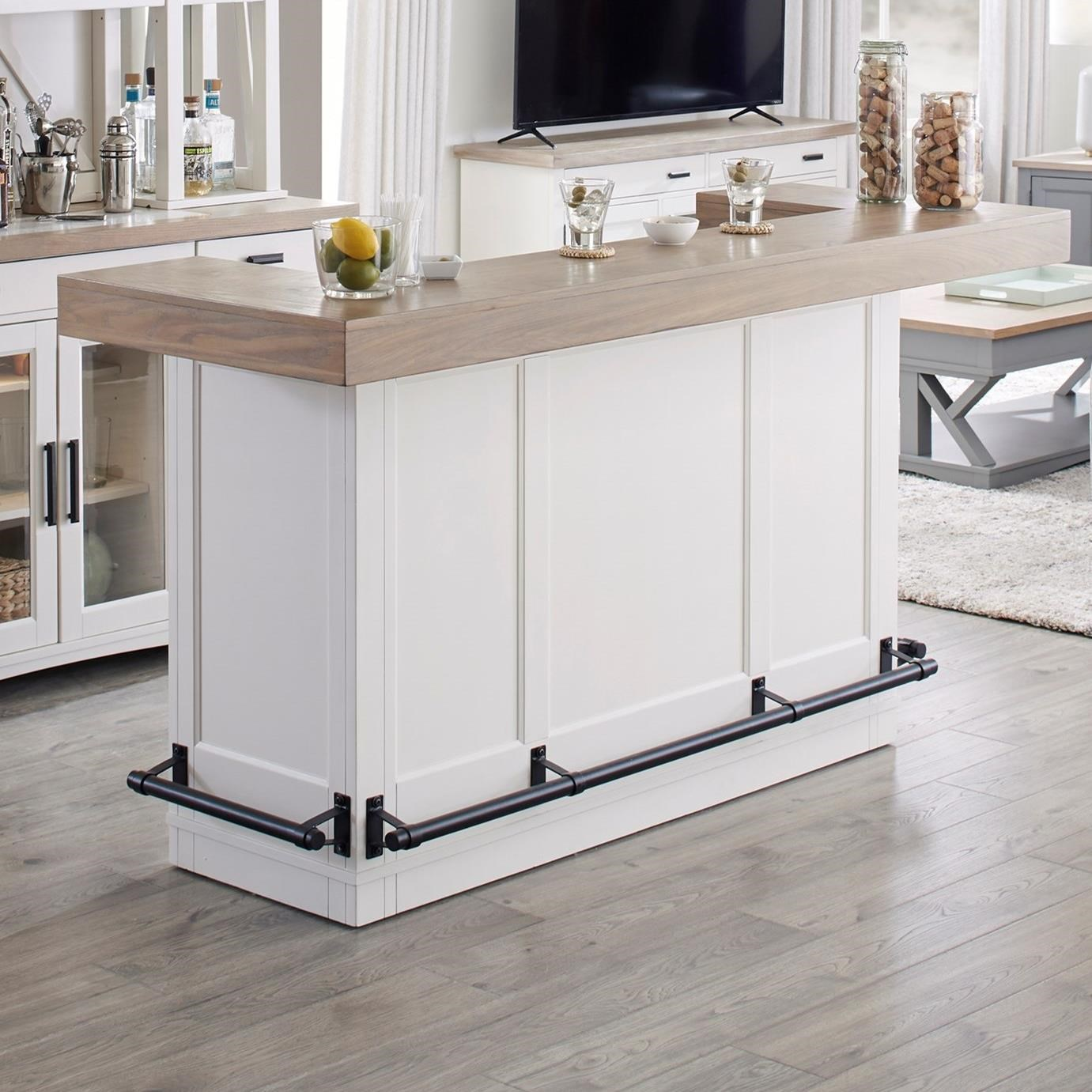 Americana Modern Bar by Parker House at Simply Home by Lindy's