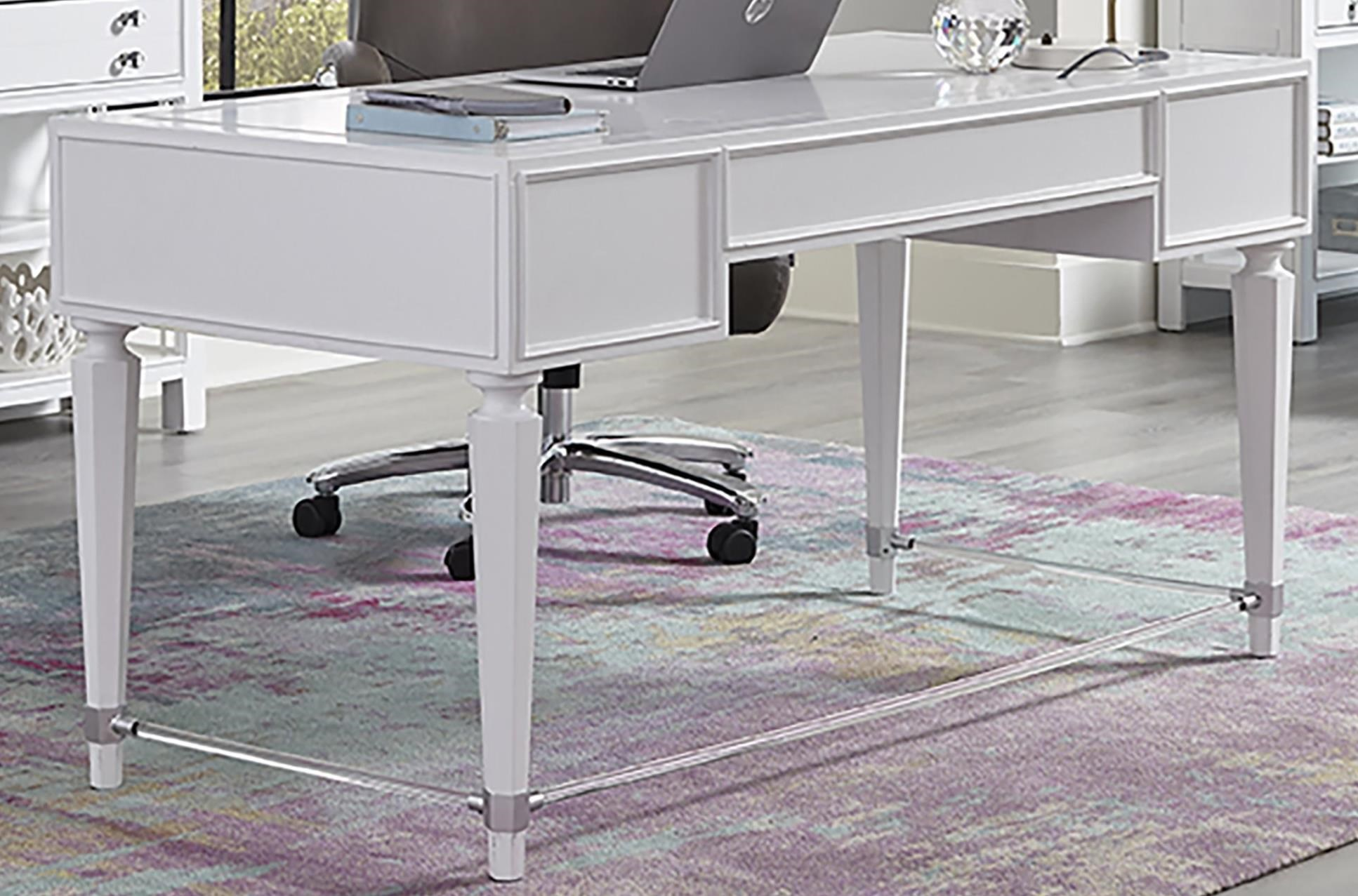 Ardent Writing Desk by Parker House at Simply Home by Lindy's