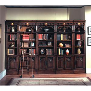 Parker House Barcelona Wall Bookcase
