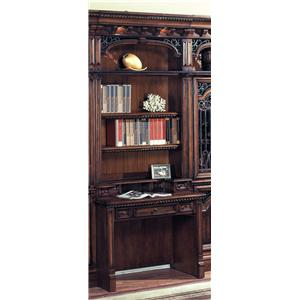 Parker House Barcelona 2 Piece Library Desk