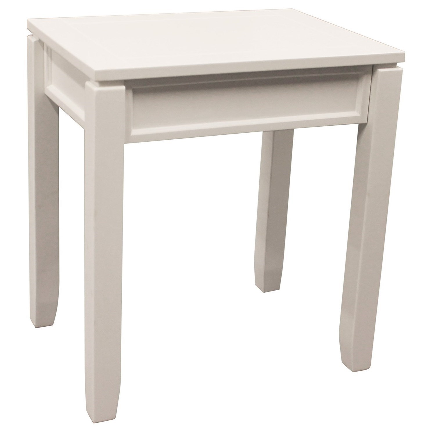 """Boca 20"""" Corner End Table by Parker House at Zak's Home"""