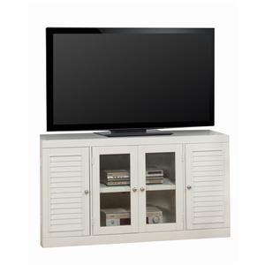 """4 Door 56"""" TV Console"""