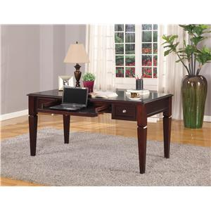 "Parker House Boston 60"" Writing Desk"