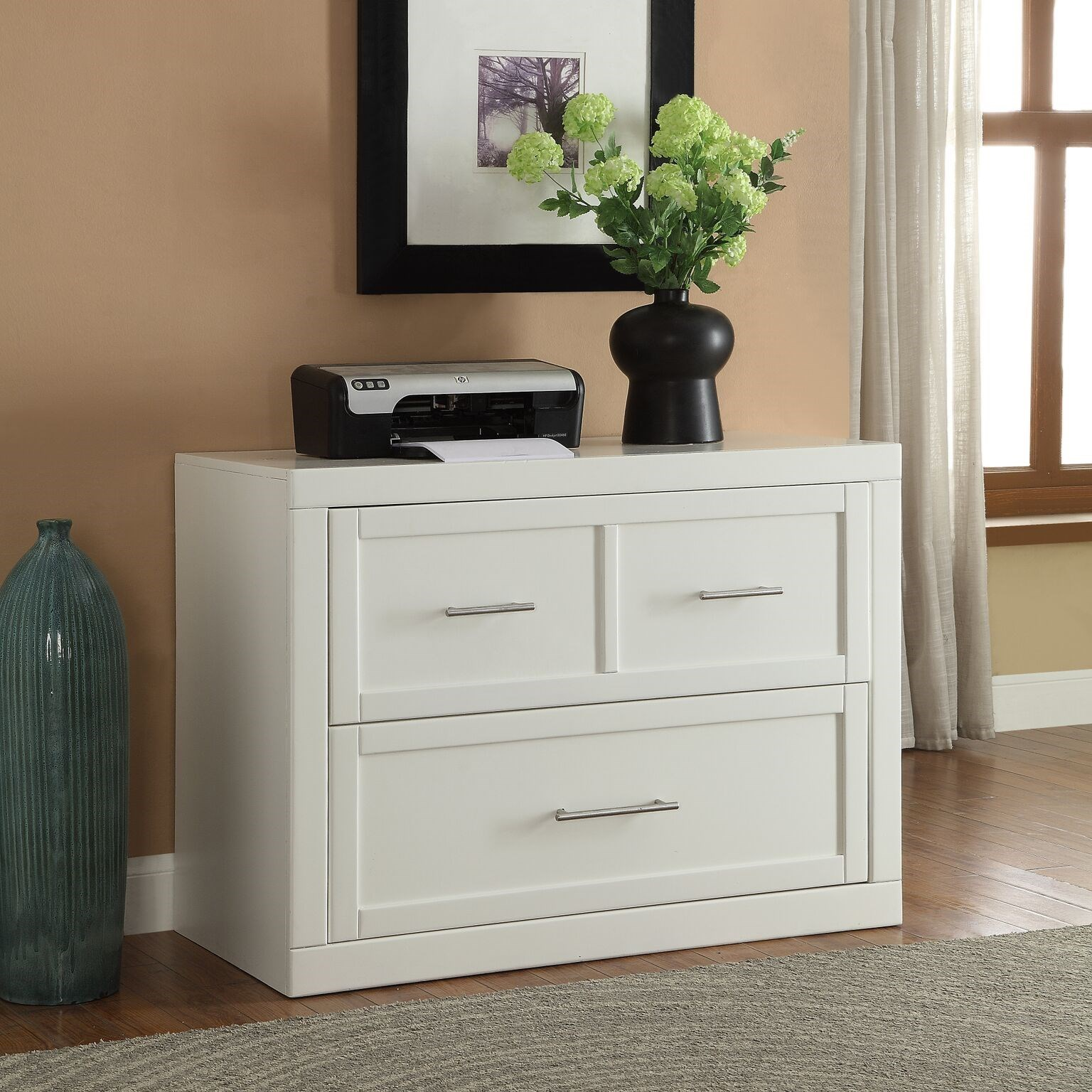 """Catalina 40"""" Lateral File by Parker House at Baer's Furniture"""