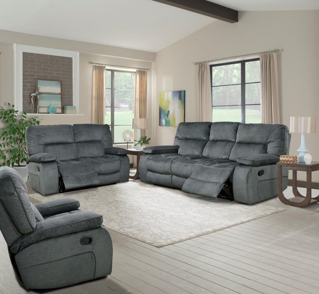 chapman reclining loveseat by Parker House at Johnny Janosik
