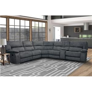 SIX PIECE SECTIONAL