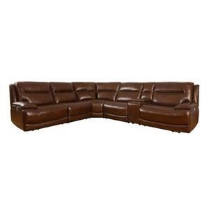6 Piece Reclining Sectional Sofa