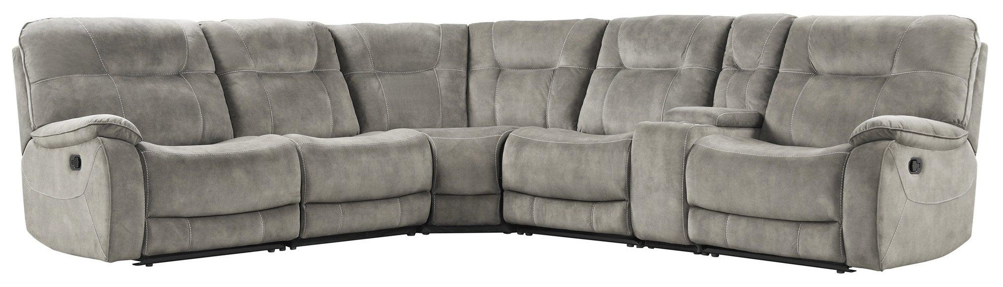 Cooper 6 Piece Motion Sectional by Parker House at Johnny Janosik