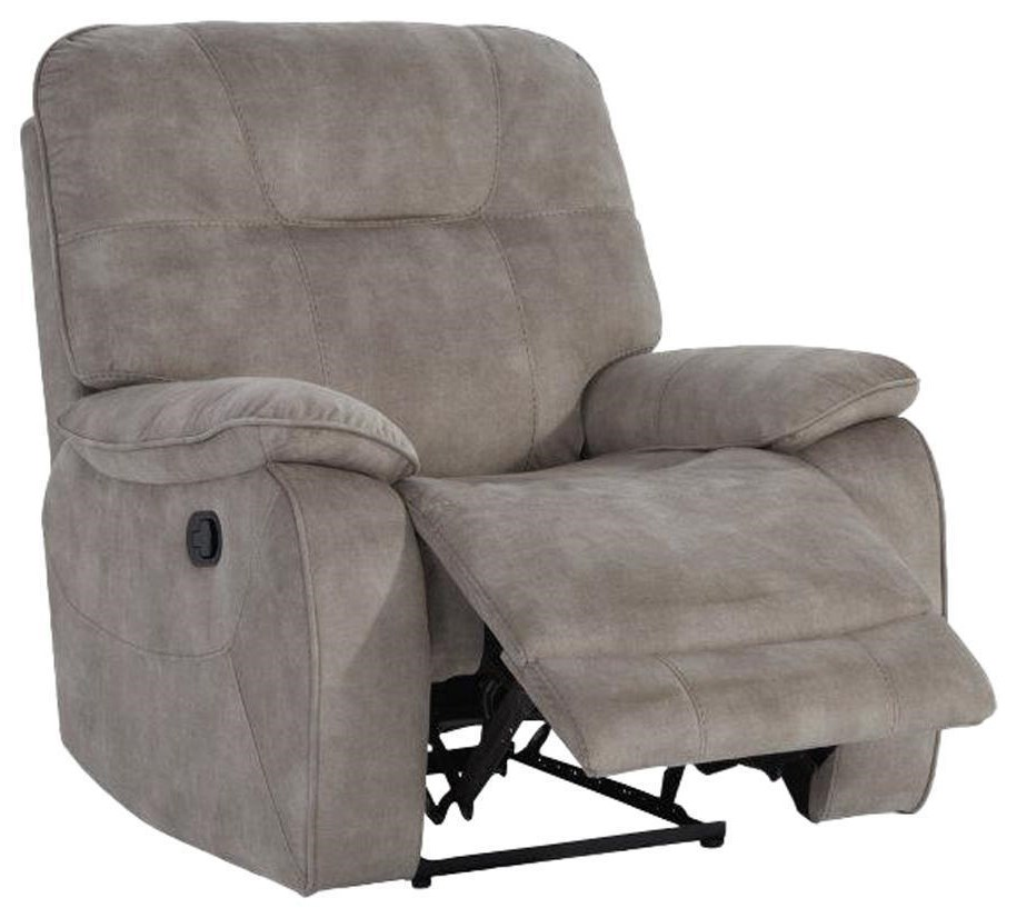 Cooper SHADOW NATURAL Glider Recliner by Parker House at Johnny Janosik