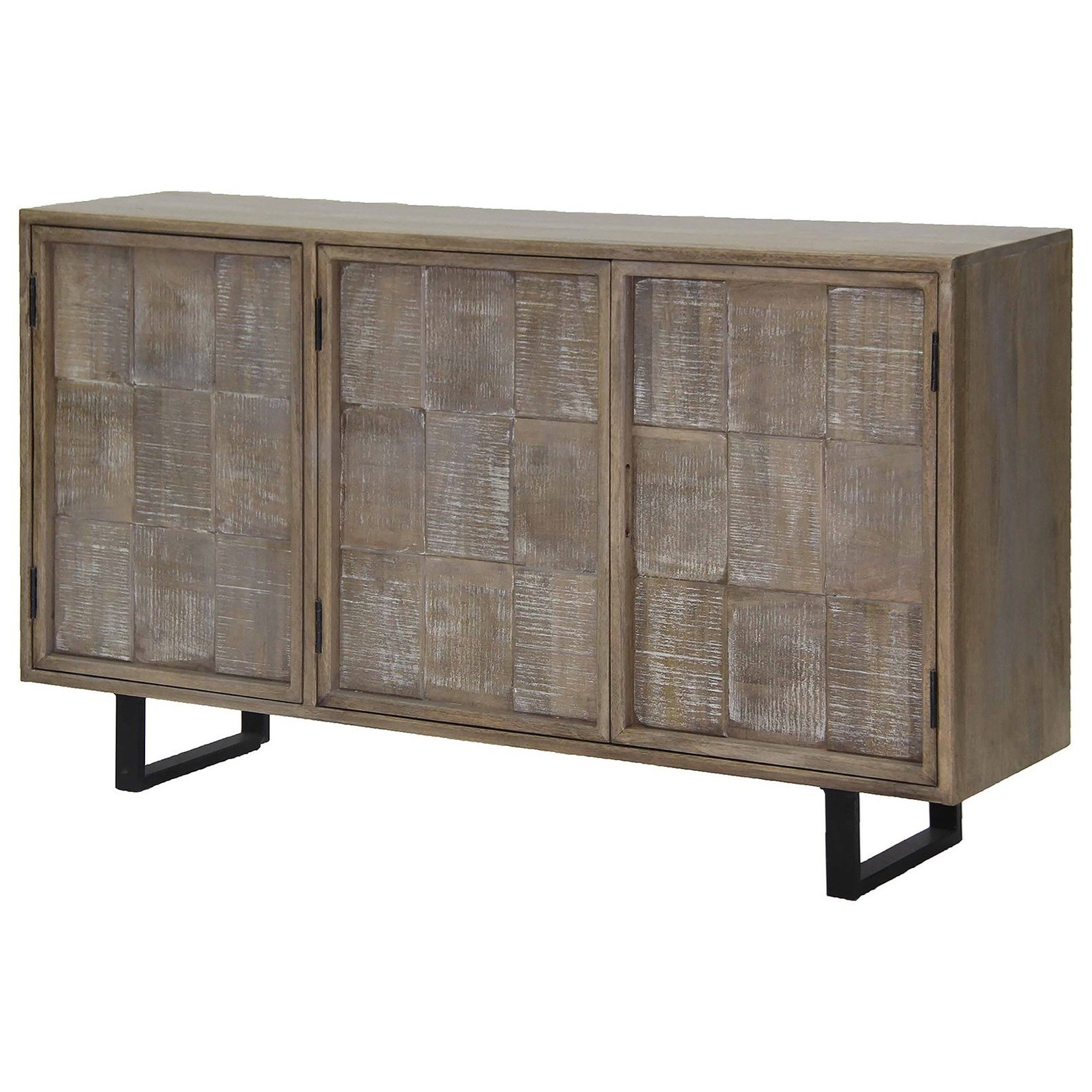 Crossings Casablanca TV Console by Parker House at Furniture and ApplianceMart