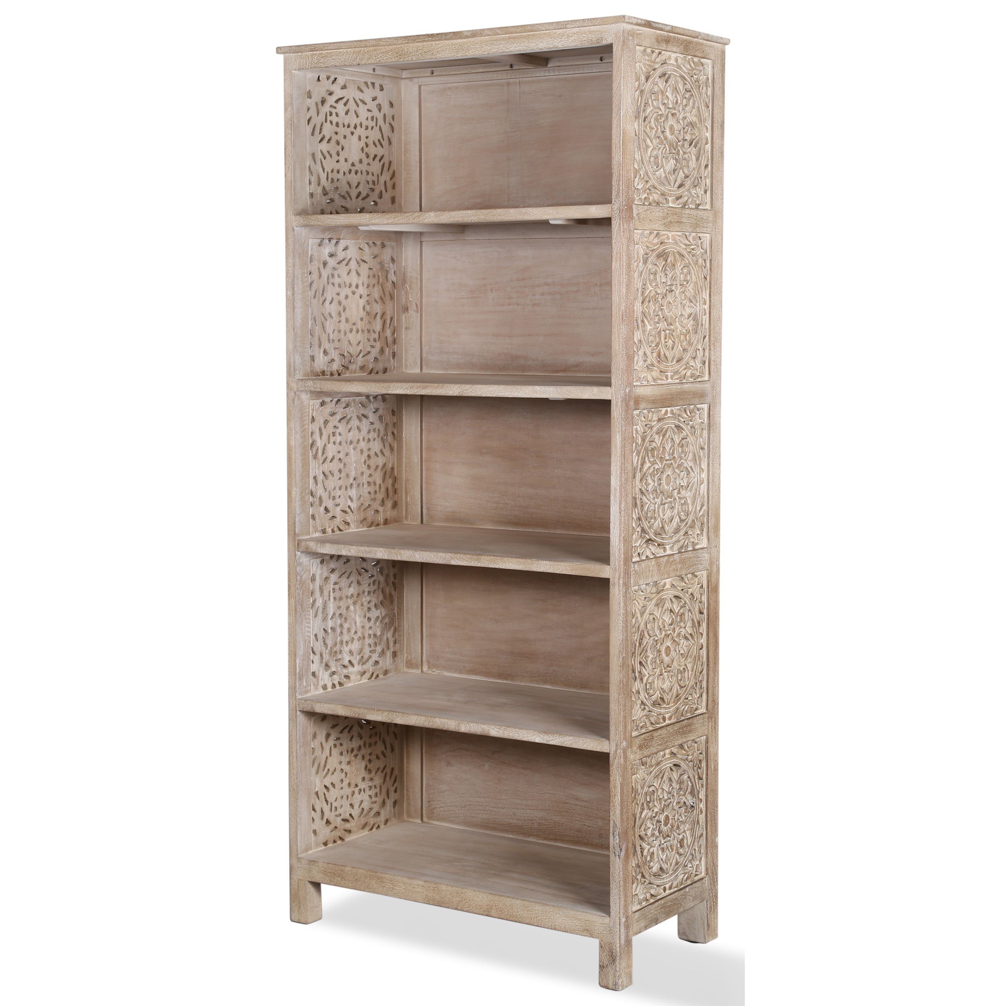 Crossings Eden Bookcase by Parker House at Zak's Home