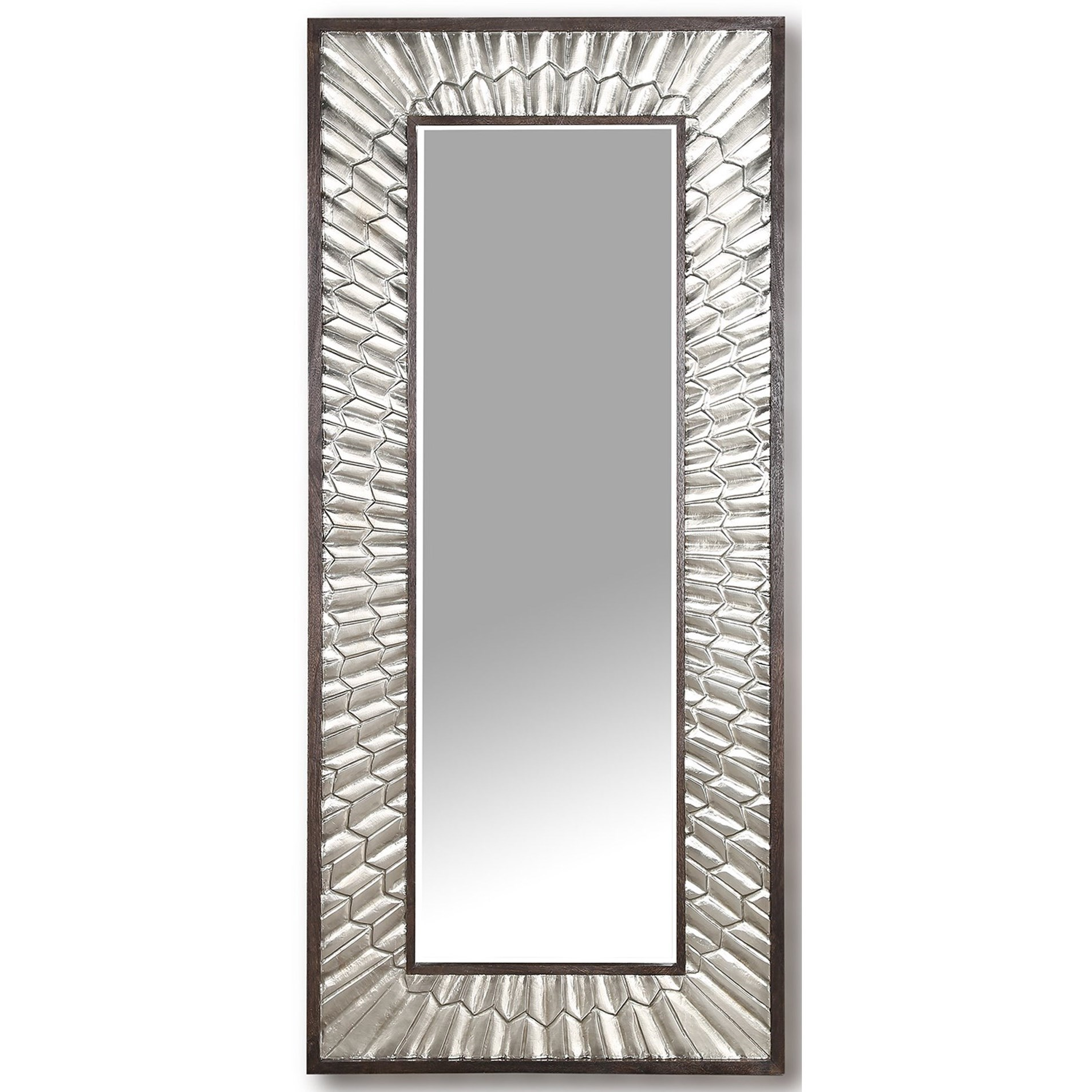 Crossings Palace Floor Mirror by Parker House at Zak's Home
