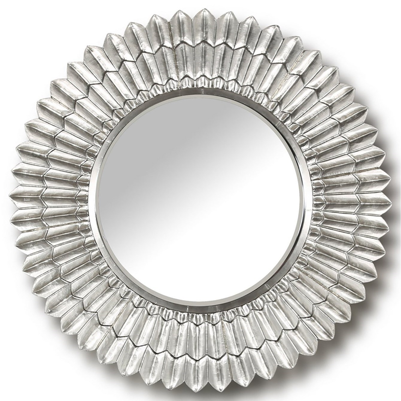Crossings Palace Wall Mirror by Parker House at Zak's Home