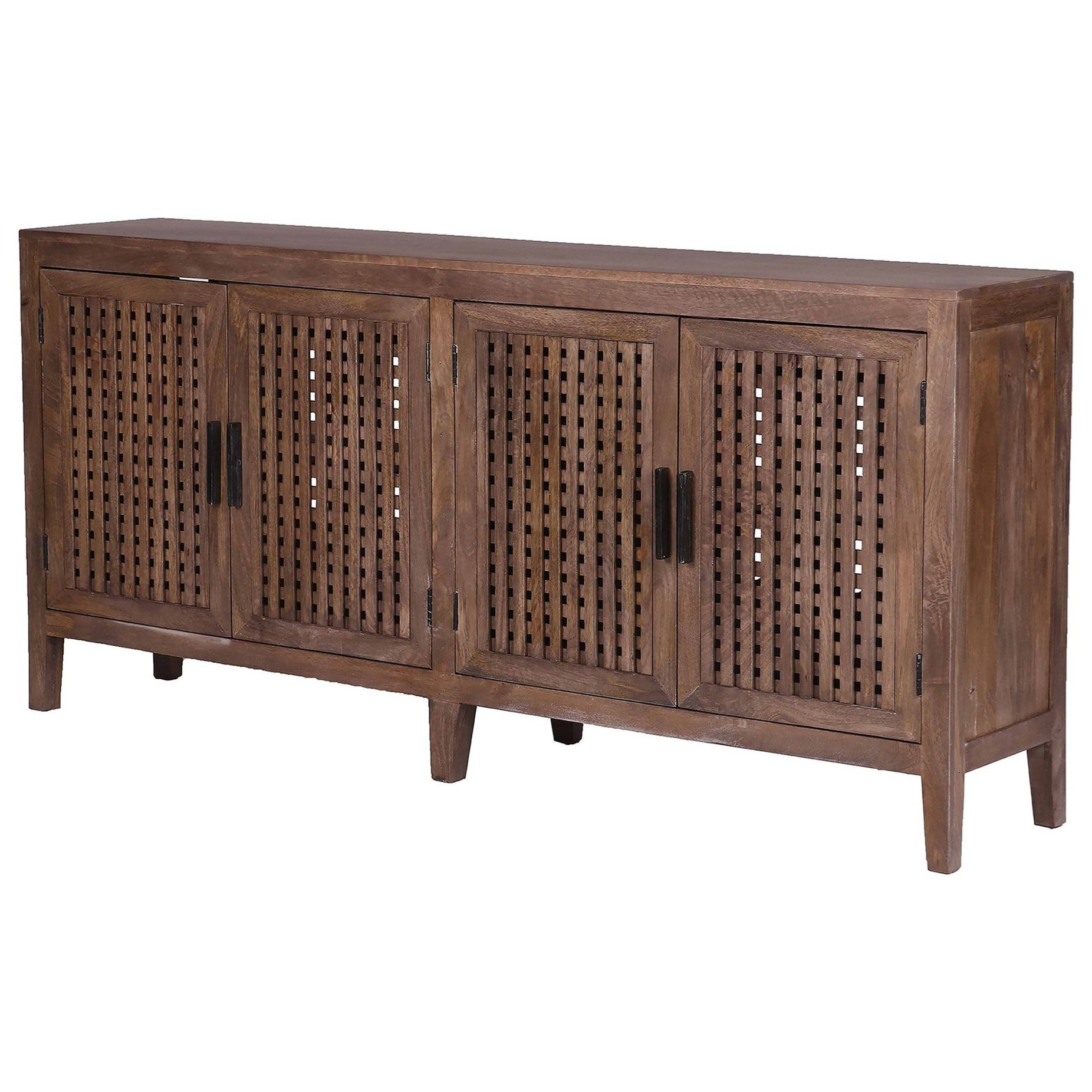 Crossings Portland TV Console by Parker House at Zak's Home