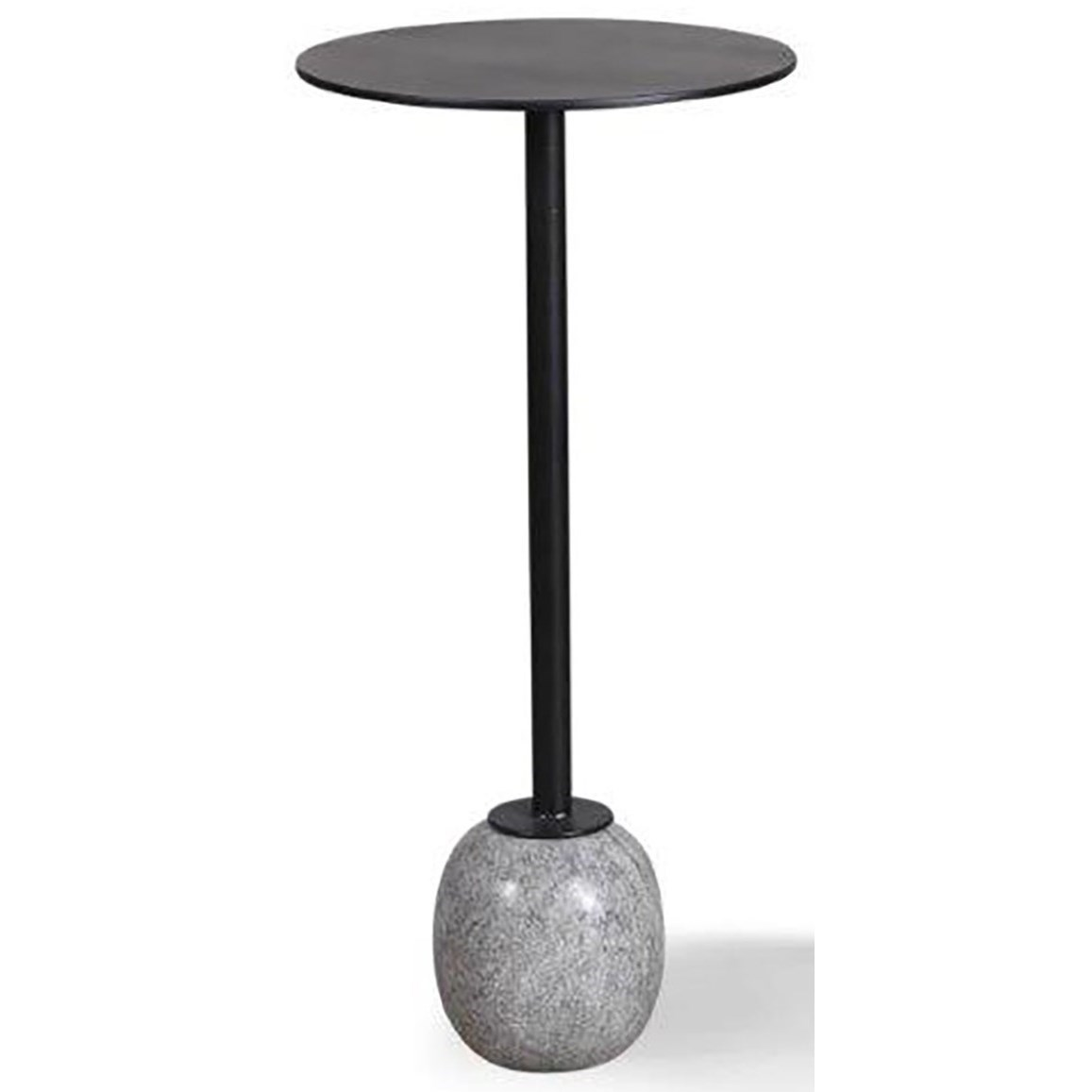 Crossings Serengeti Accent Table by Parker House at Zak's Home