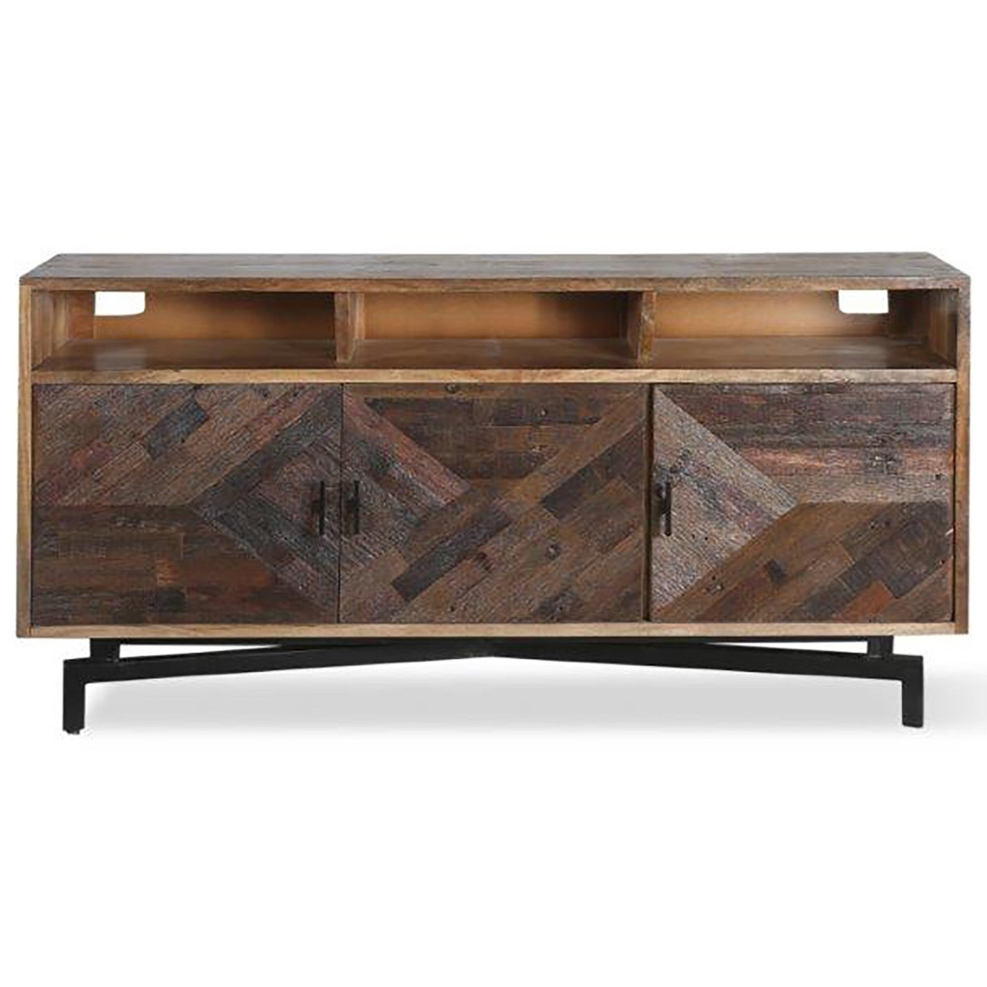 Crossings The Underground TV Console by Parker House at Zak's Home