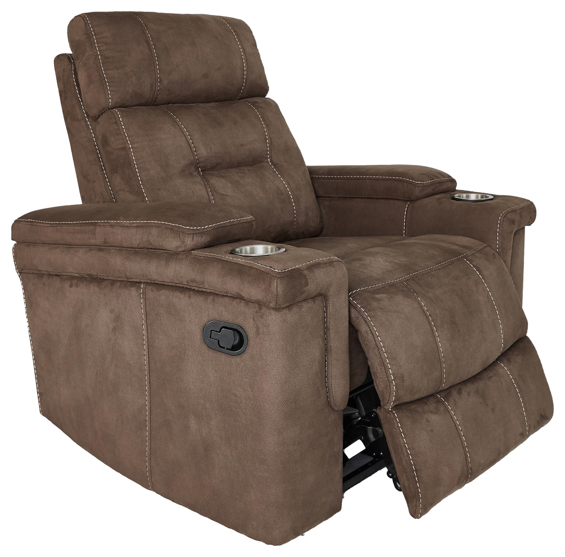Diesel GLIDER RECLINER by Parker House at Johnny Janosik