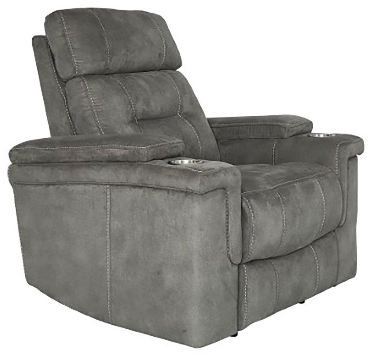 Diesel Power Recliner by Parker House at Johnny Janosik