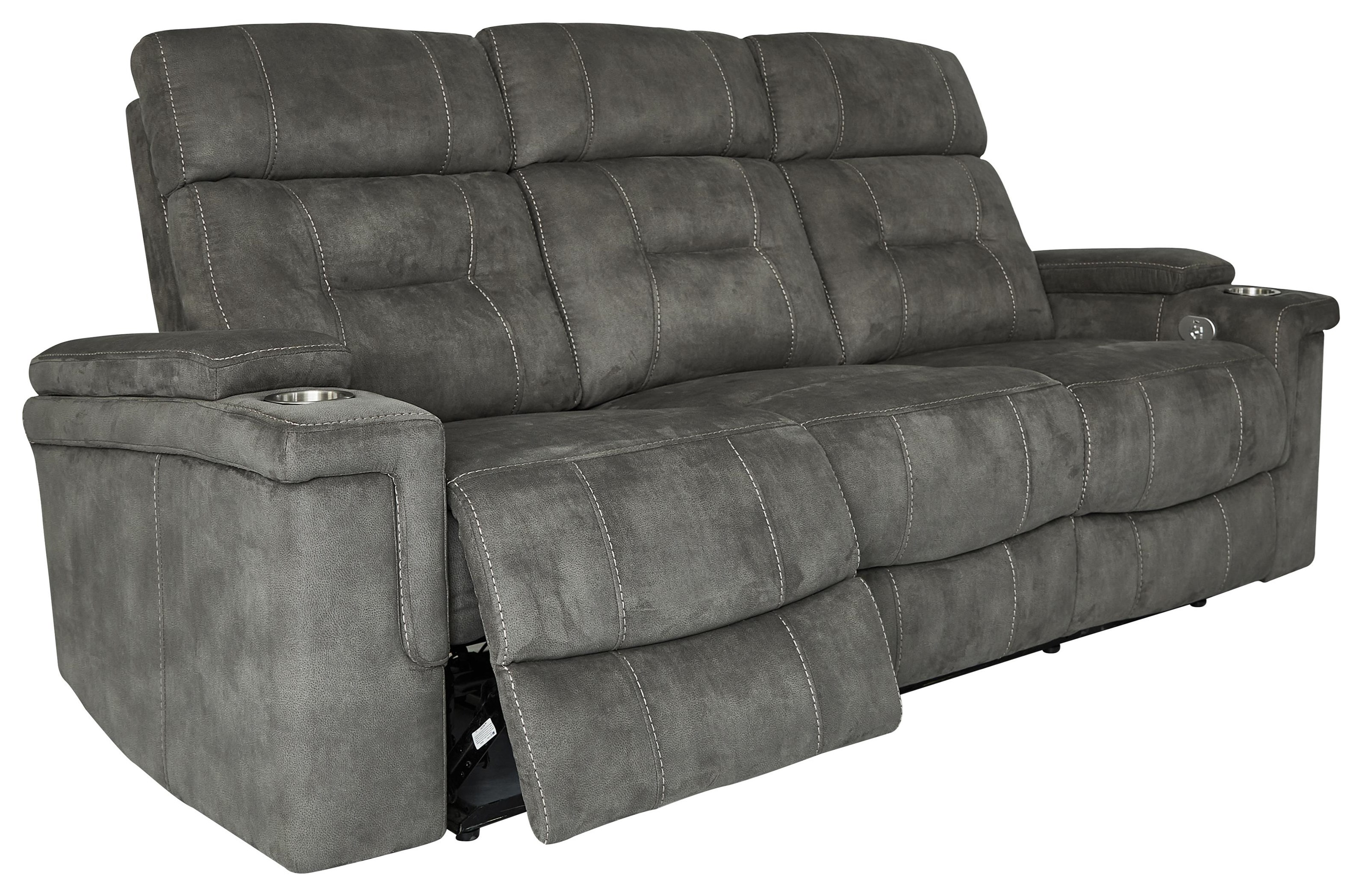 Diesel Power Reclining Sofa by Parker House at Johnny Janosik