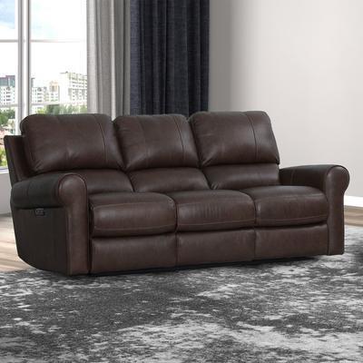 Travis Power Sofa by Parker House at Johnny Janosik