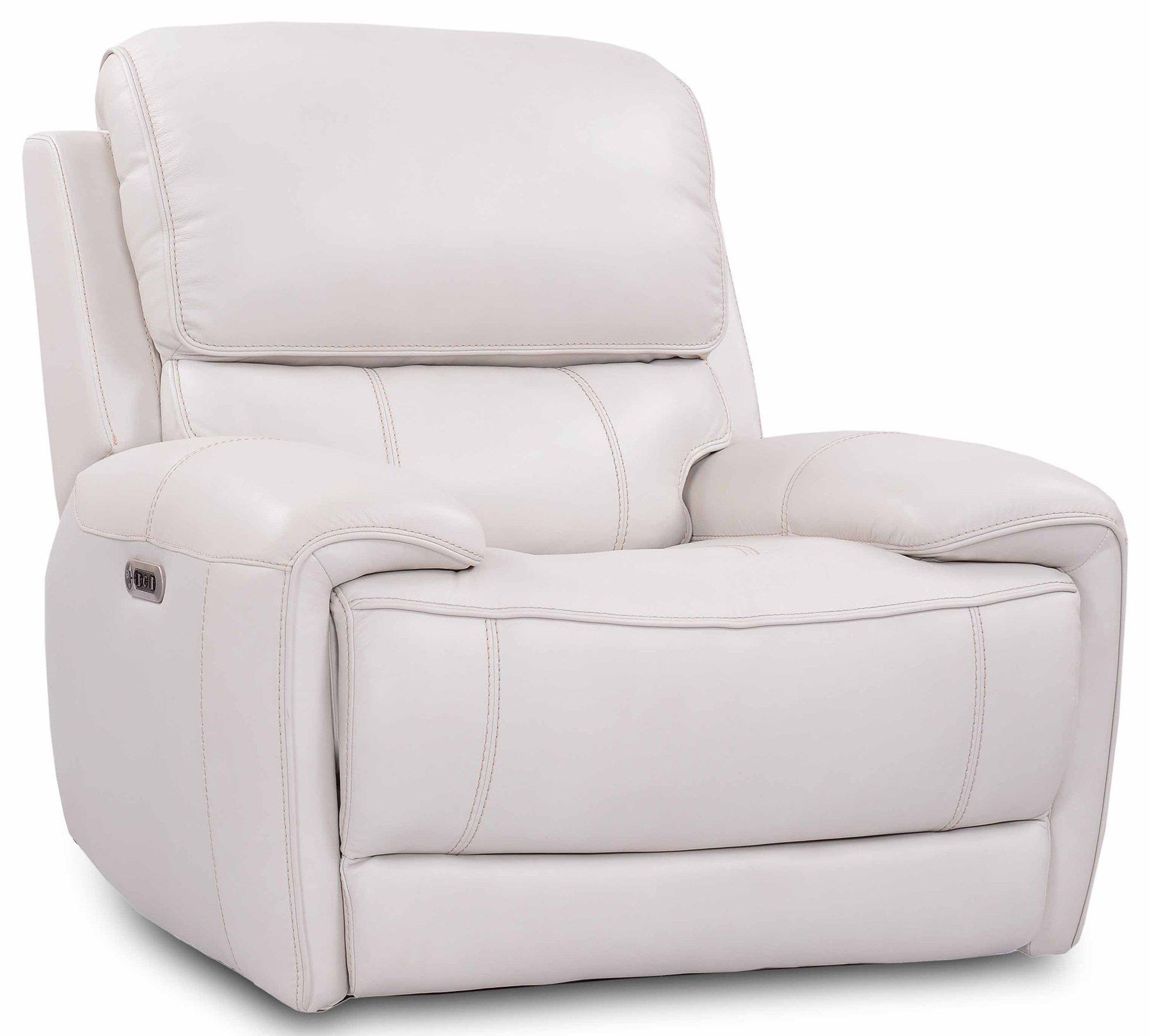Empire POWER RECLINER WITH POWER HEADREST by Parker House at Johnny Janosik