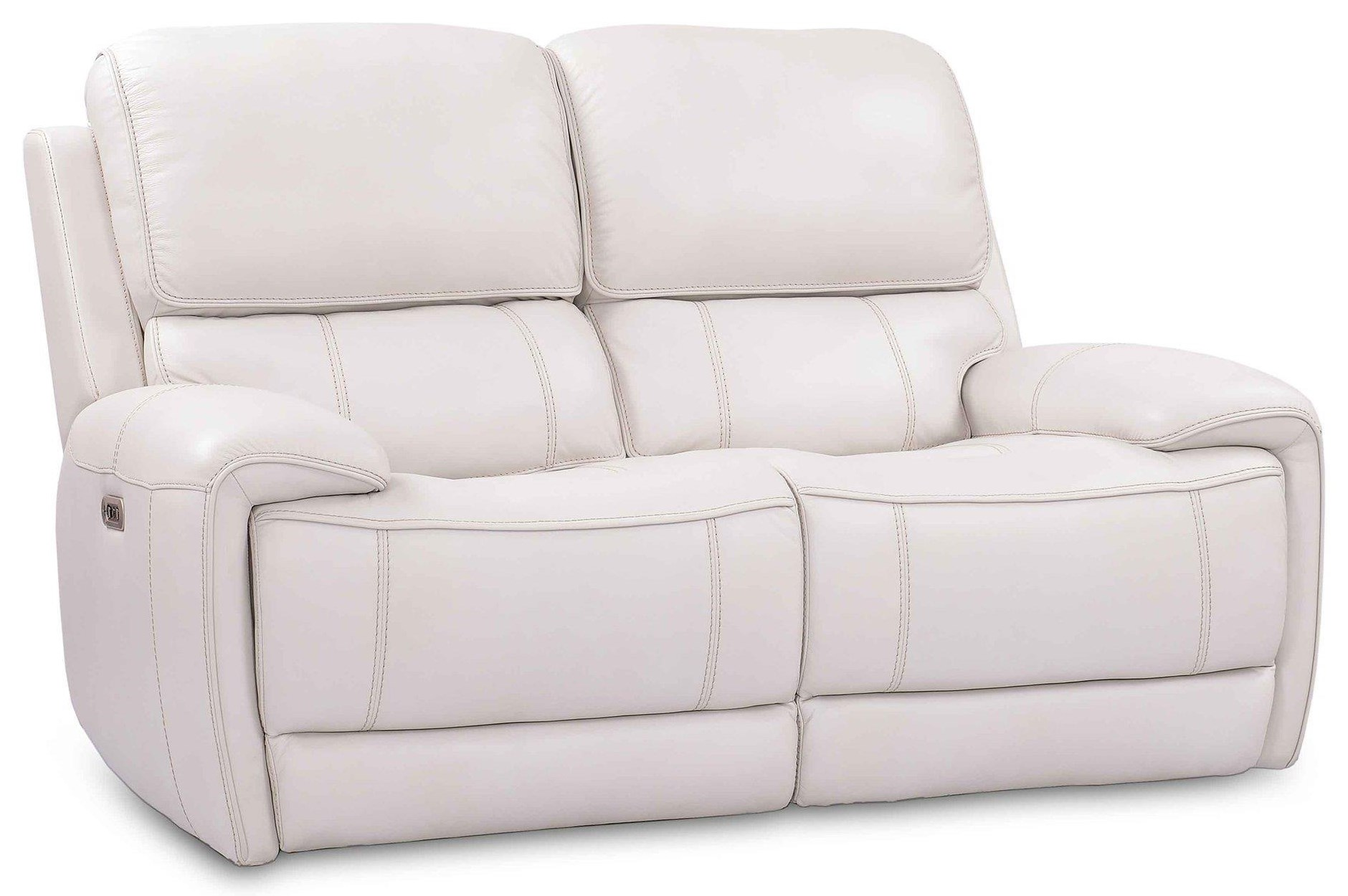 Empire Power Loveseat WITH POWER HEADREST by Parker House at Johnny Janosik