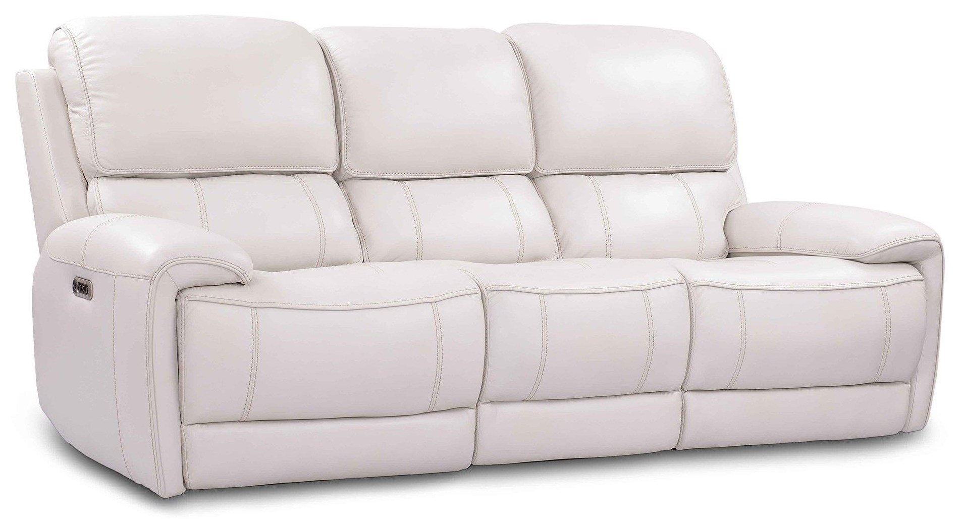 Empire Power Sofa WITH POWER HEADREST by Parker House at Johnny Janosik