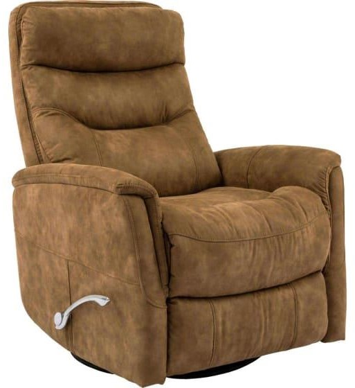 Gemini Autumn Swivel Glider Recliner by Parker House at Beck's Furniture