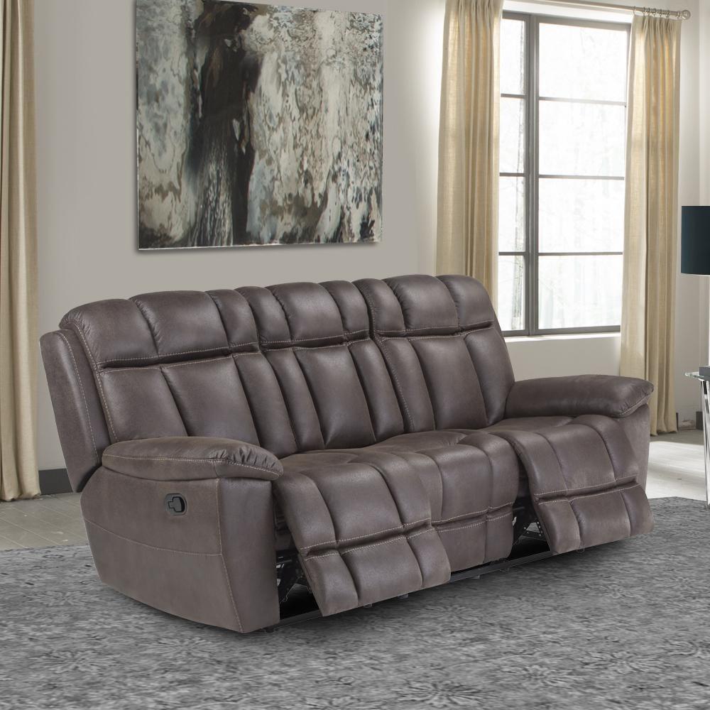 goliath reclining sofa by Parker House at Johnny Janosik