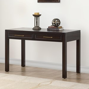 """48"""" Writing Desk with 2 Drawers"""