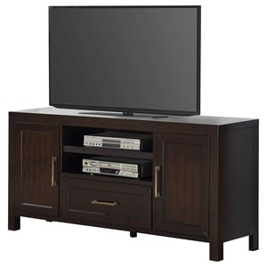"63"" TV Console with Concealed Storage"