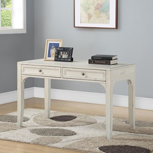 48 in. 2 Drawer Writing Desk