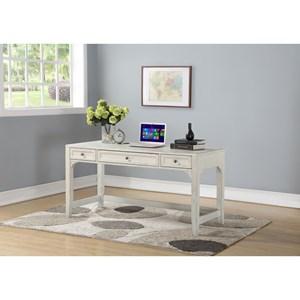 60 in. 3 Drawer Computer Desk