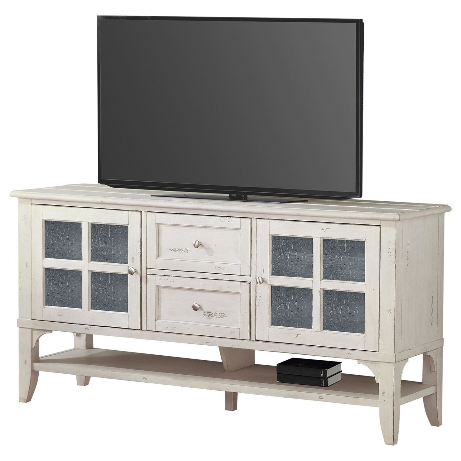 Lenox Lennox 63 in. TV Console by Parker House at Morris Home