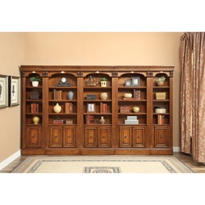 Wall Unit Bookcase