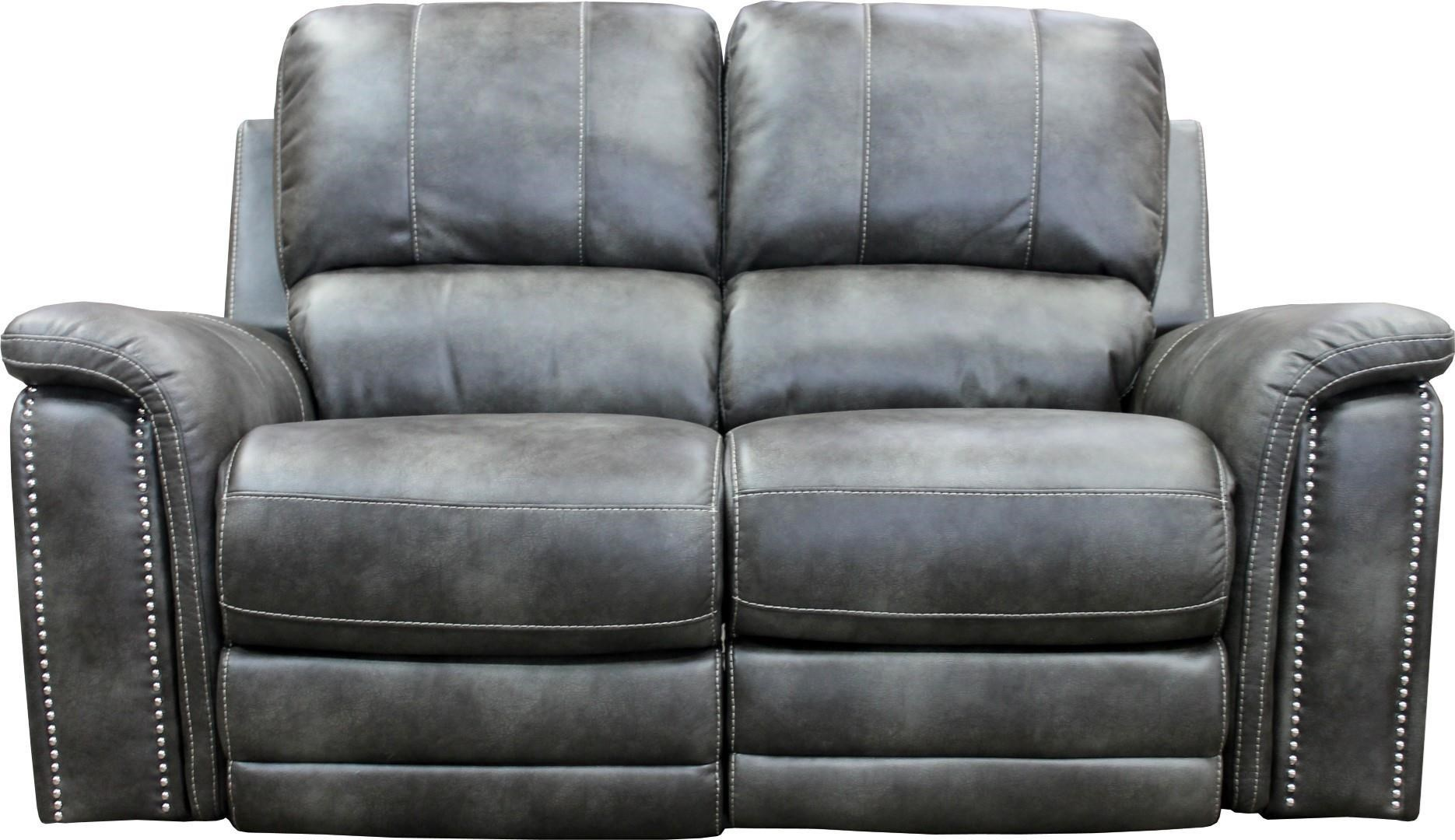 BELIZE MBEL PWR LOVESEAT DUAL RCLNR with USB & PWR HD by Parker House at Dream Home Interiors
