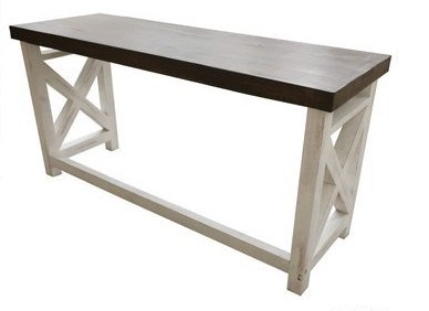Mesa Everywhere Console Table by Parker House at Zak's Home