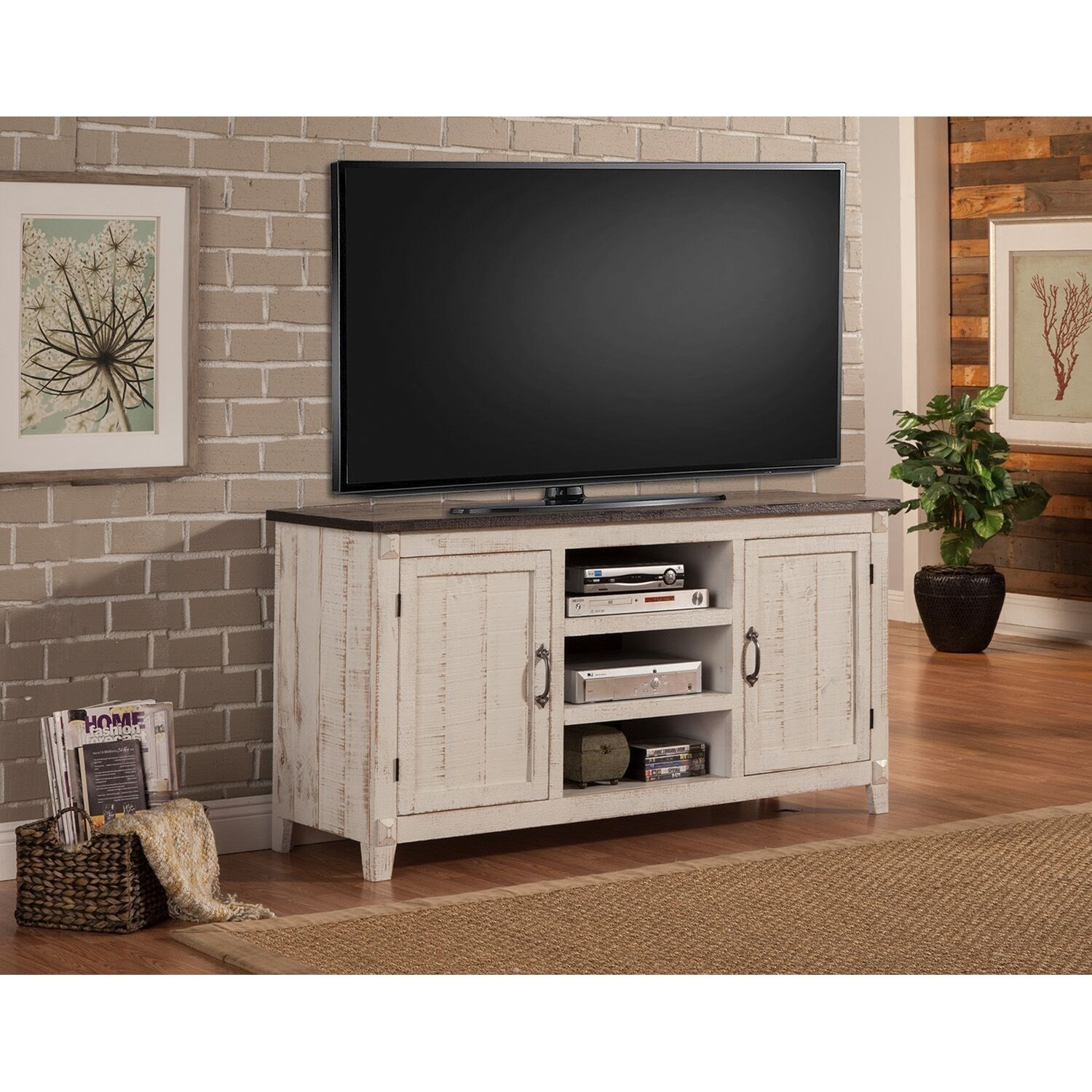 Mesa 63 Inch TV Console by Parker House at Zak's Home