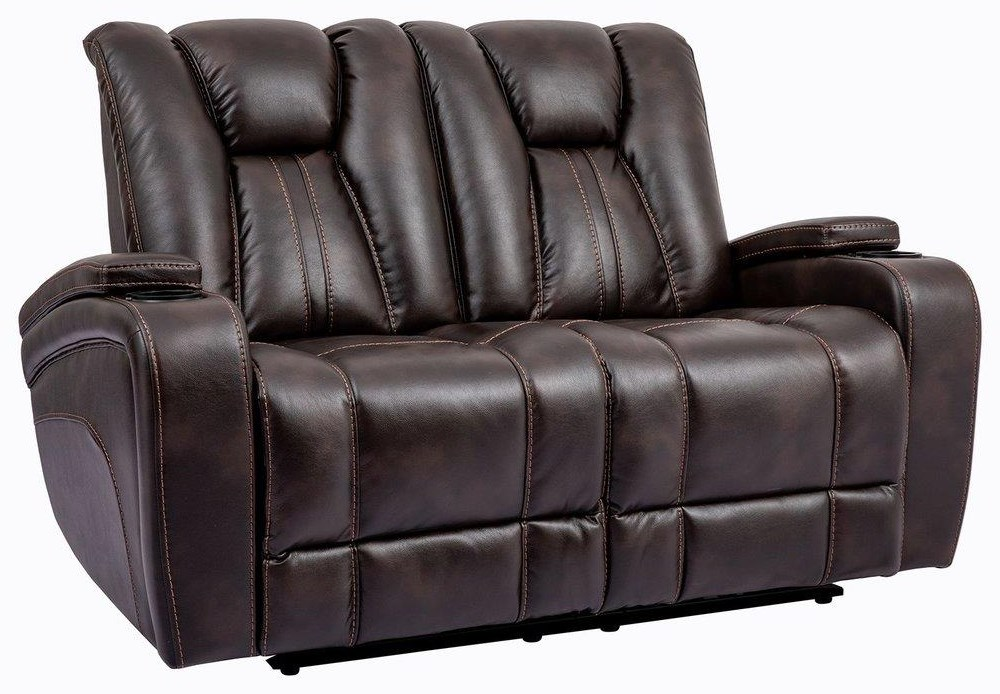 optimus power loveseat by Parker House at Johnny Janosik
