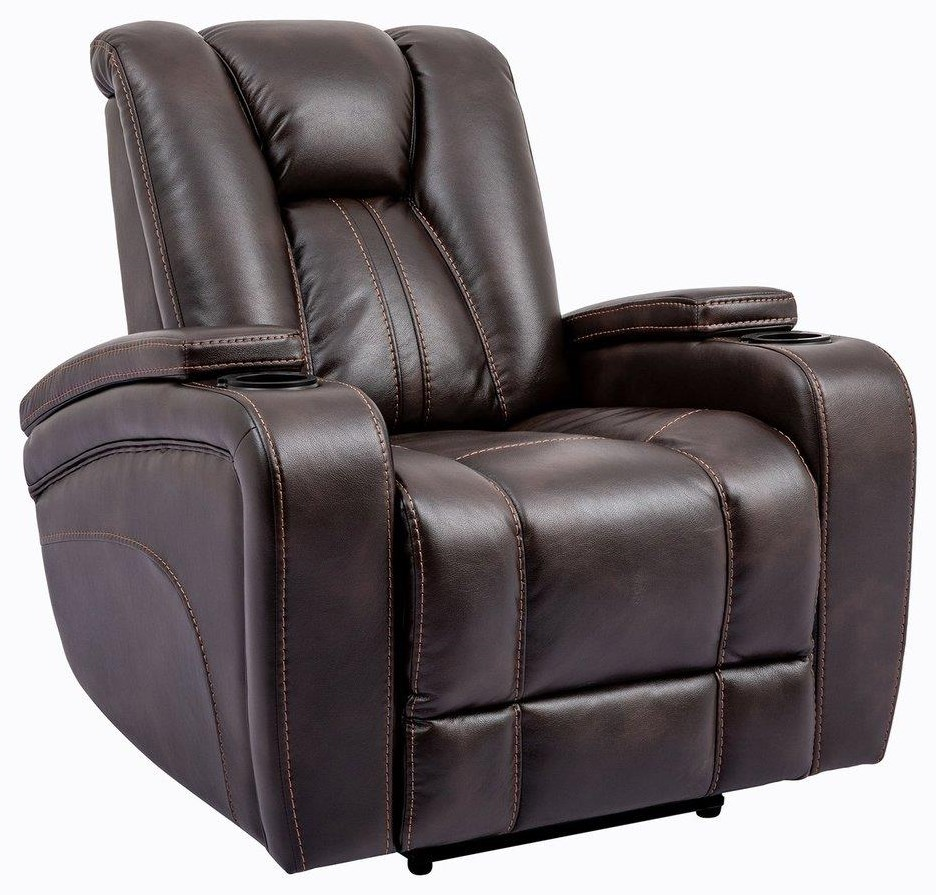 optimus power recliner by Parker House at Johnny Janosik