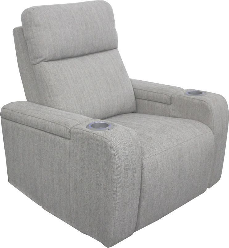 orpheus power recliner by Parker House at Johnny Janosik