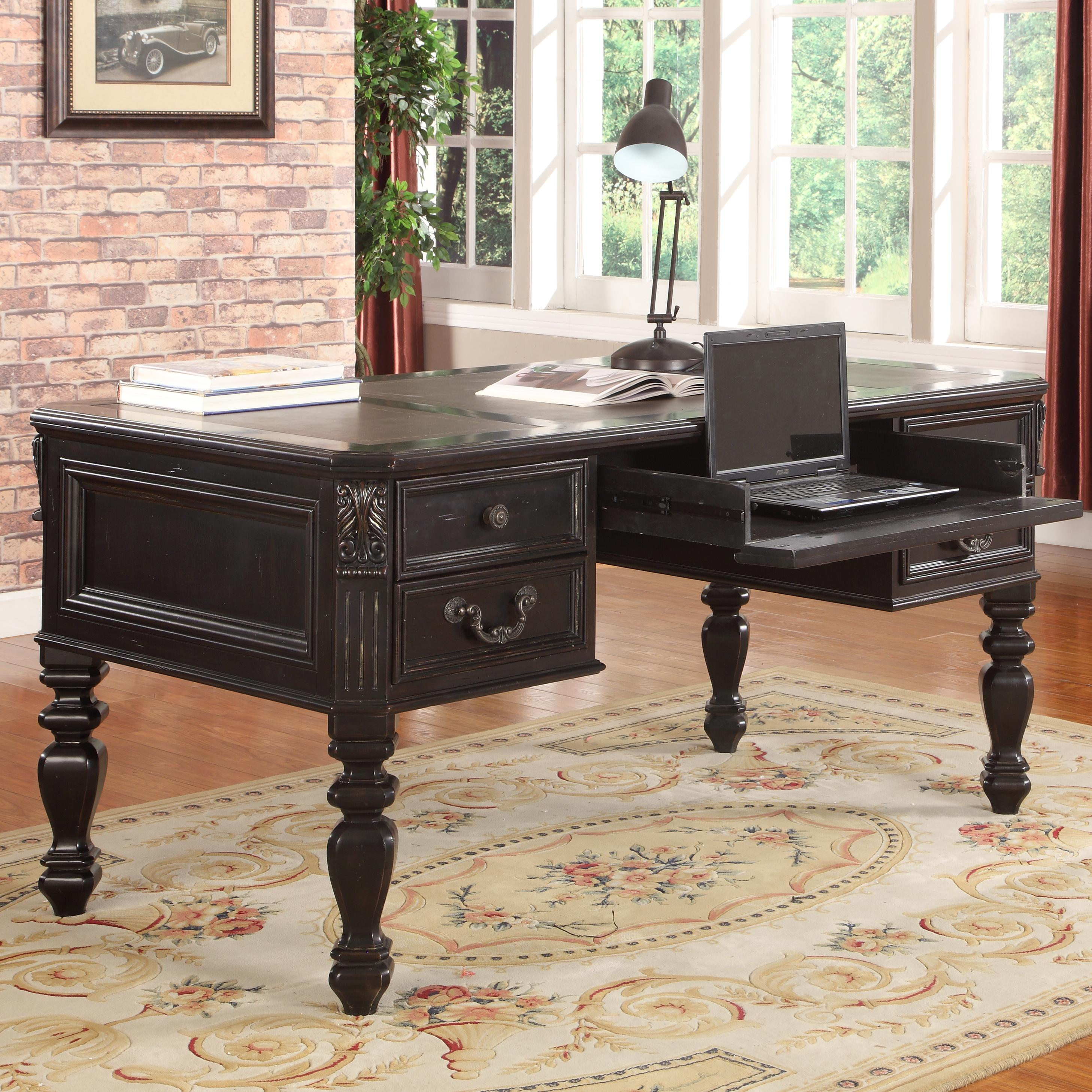 Palazzo  Writing Desk by Parker House at Zak's Home