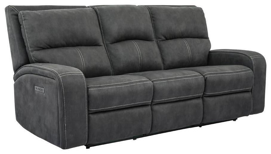 polaris Power Sofa by Parker House at Johnny Janosik