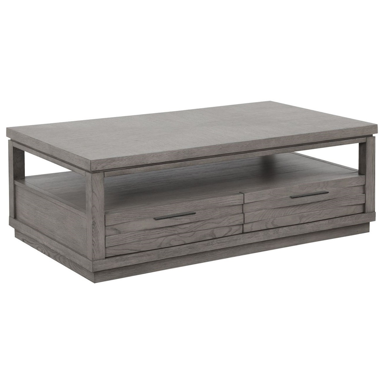 Pure Modern Rectangular Cocktail Table by Parker House at Zak's Home