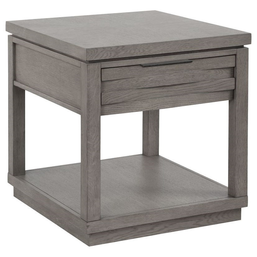 Pure Modern End Table by Parker House at Furniture and ApplianceMart
