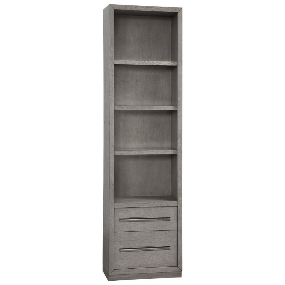 Pure Modern 24in. Open Top Bookcase by Parker House at Furniture and ApplianceMart