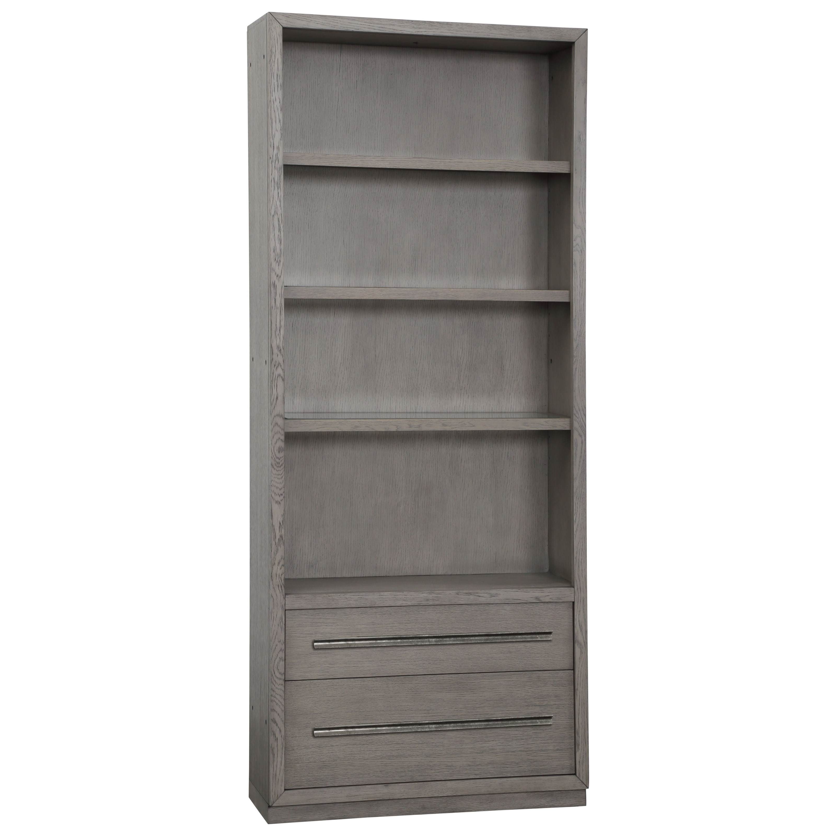 Pure Modern 36 in. Open Top Bookcase by Parker House at Zak's Home