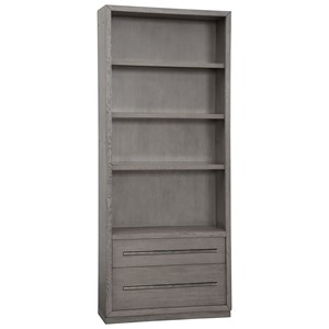 36 in. Open Top Bookcase