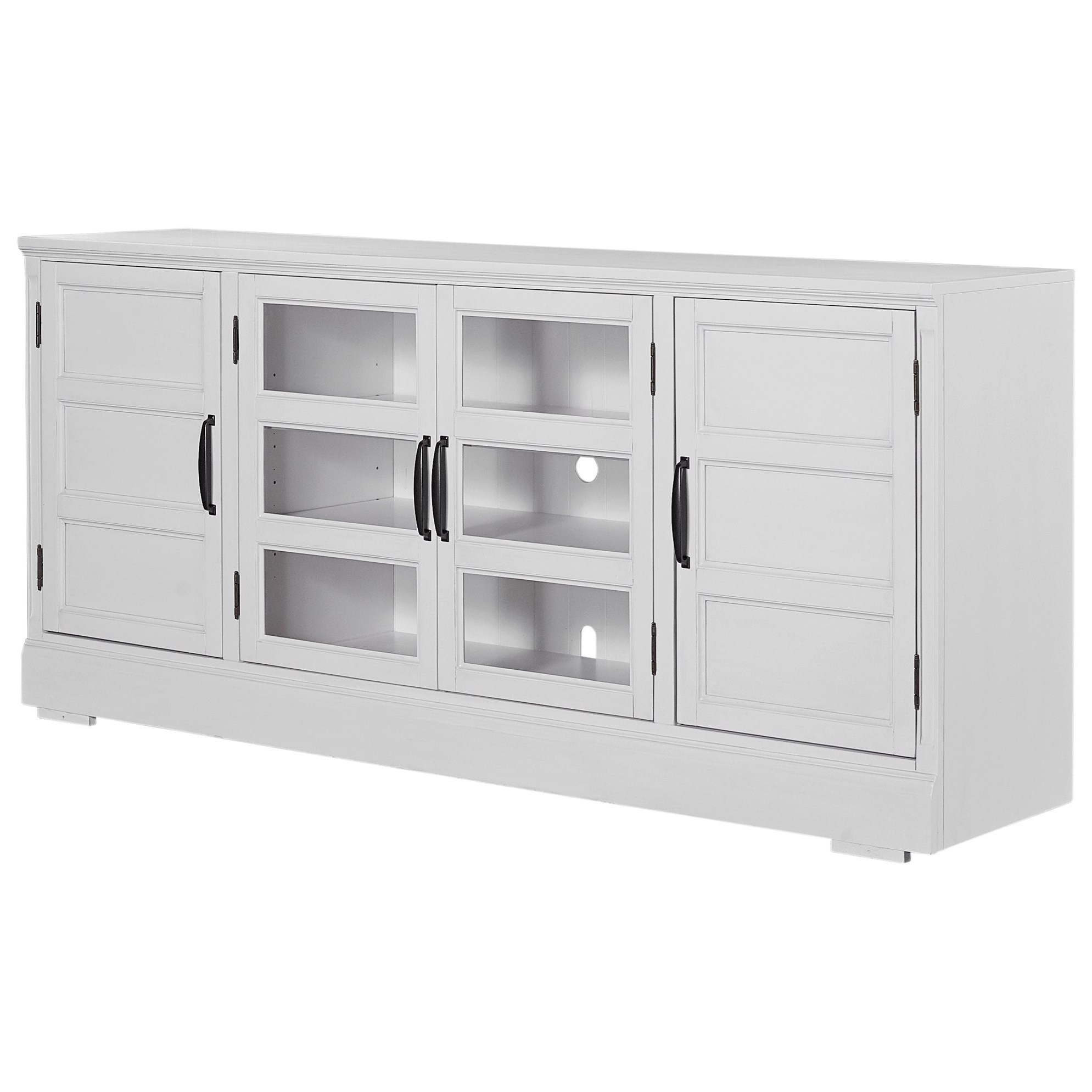 Shoreham 76 in. TV Console by Parker House at Zak's Home